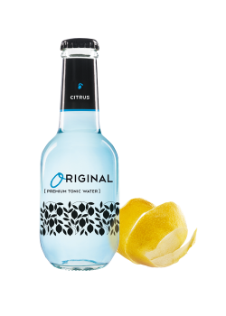 TONIC WATER CITRUS 200 ML