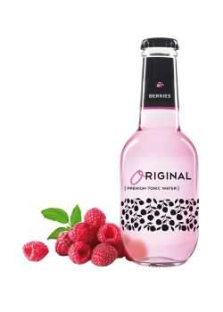 TONIC WATER BERRIES 200 ML
