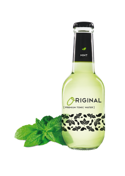 TONIC WATER MINT 200 ML