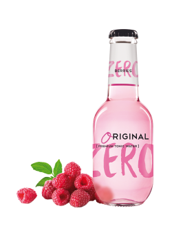 TONIC WATER ZERO BERRIES 200 ML