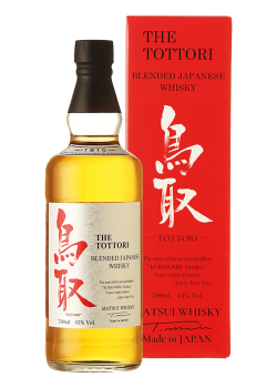 TOTTORI BLEND WHISKY 70 CL 43°