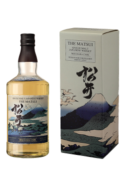 SINGLE MALT MIZUNARA 70 CL 48°