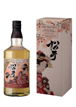 SINGLE MALT SAKURA 70 CL 48°