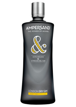 AMPERSAND LONDON DRY GIN 40° BT 70 CL