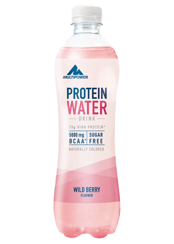 PROTEINWATER WILD BERRY 500ML