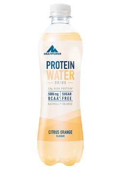 PROTEIN WATER CITRUS 500ML