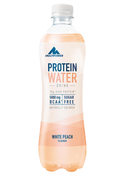 PROTEIN WATER PEACH 500ML