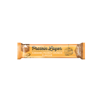 POWERLAYER PEANUT CARAMEL 50G