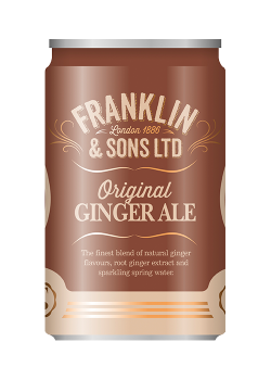 GINGER ALE LATTINA 150ML
