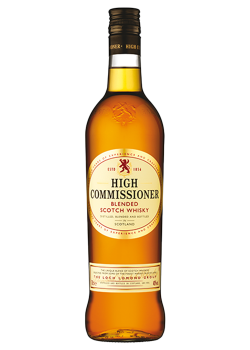 HIGH COMMISIONER WHISKY 70 CL