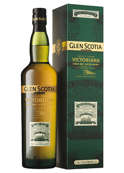 WHISKY GLEN SCOTIA VICTOR. 70 CL