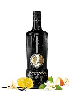 GIN BLACK EDITION 70 CL 40°