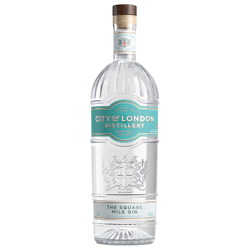 GIN SQUARE MILES 70CL 47,3°