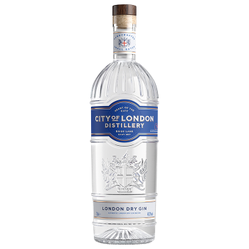GIN CITY OF LONDON 70CL 40,3°