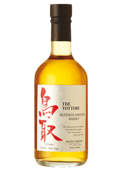 TOTTORI BLEND WHISKY 50CL 43°