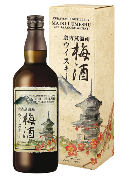 UMESHU C/WHISKY GIAPP 70 CL14°AST