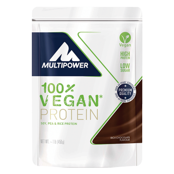100% VEGAN PROTEIN CHOCOLATE 450g