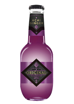 TONIC WATER ACAI GINGER 200 ML
