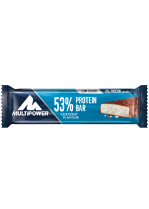 53% PROTEIN BAR COCONUT 50G